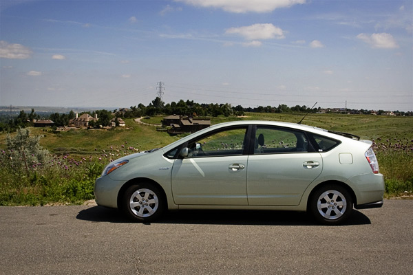 Our Ride: Peggy the Prius