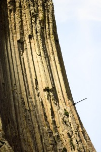 Can you spot the climber?
