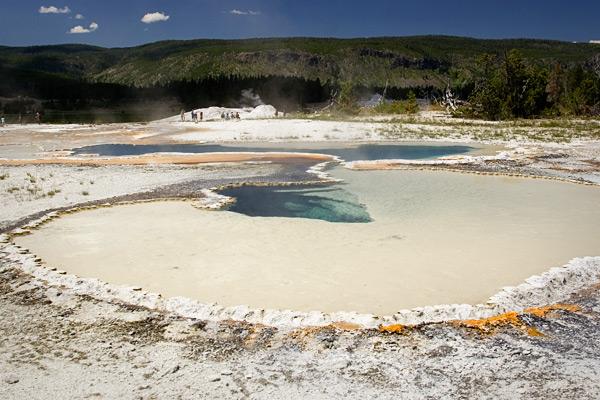 Yellowstone Geysers
